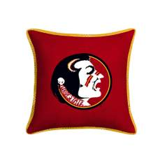 NCAA Florida State Seminoles MVP Throw Pillow