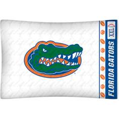 NCAA Florida Gators Locker Room Pillow Case