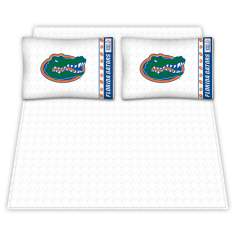 NCAA Florida Gators Micro Fiber Sheet Set