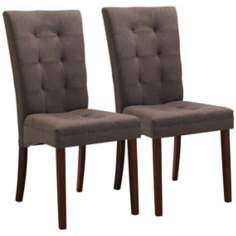 Set of 2 Anne Dining Chairs