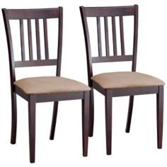 Set of 2 Sharon Dining Chairs