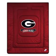 NCAA Georgia Bulldogs Locker Room Comforter