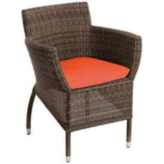 Osiris Collection Dining Table Outdoor Armchair