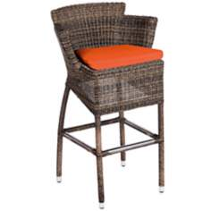 Osiris Collection Outdoor Barstool