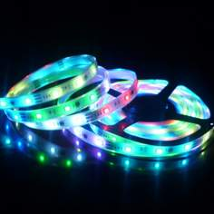 Outdoor Color LED Tape Light Kit with Remote Control