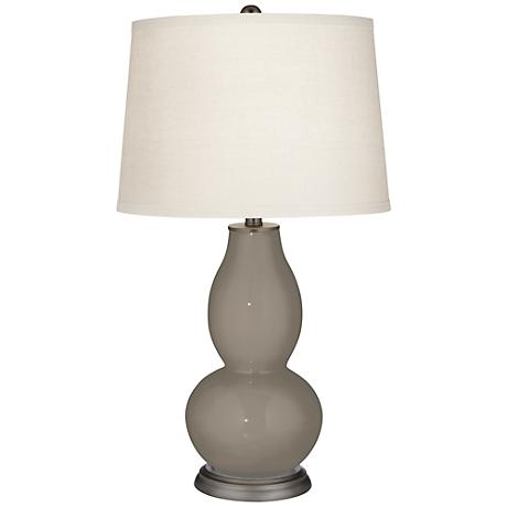 Backdrop Double Gourd Table Lamp