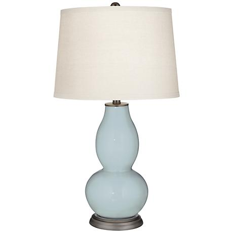 Rain Double Gourd Table Lamp
