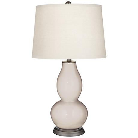 Pediment Double Gourd Table Lamp