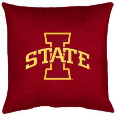 NCAA Iowa State Cyclones Locker Room Pillow