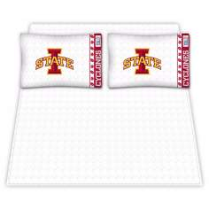 NCAA Iowa State Cyclones Micro Fiber Sheet Set