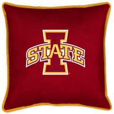 NCAA Iowa State Cyclones Sidelines Pillow