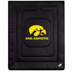 NCAA University of Iowa Hawkeyes Locker Room Comforter