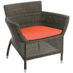 Osiris Collection Low Outdoor Armchair