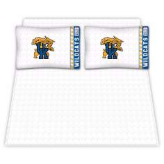 NCAA Kentucky Wildcats Micro Fiber Sheet Set