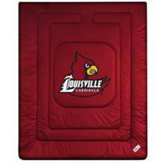 NCAA Louisville Cardinals Locker Room Comforter