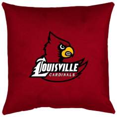 NCAA Louisville Cardinals Locker Room Pillow