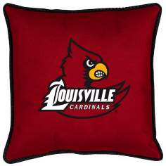 NCAA Louisville Cardinals Sidelines Pillow