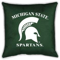 NCAA Michigan State Spartans Sidelines Pillow