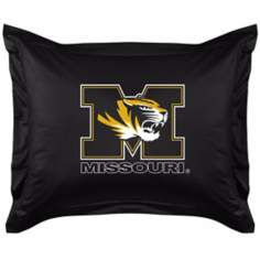 NCAA Missouri Tigers Locker Room Pillow Sham