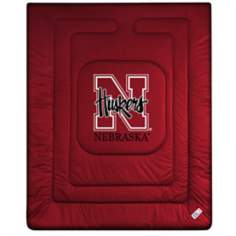NCAA Nebraska Cornhuskers Locker Room Comforter