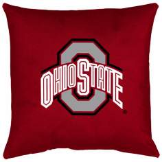 NCAA Ohio State Buckeyes Locker Room Pillow