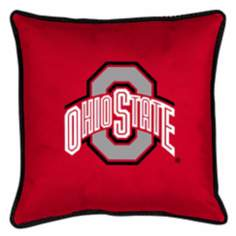 NCAA Ohio State Buckeyes Sidelines Pillow