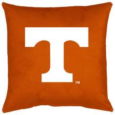 NCAA Tennessee Volunteers Locker Room Throw Pillow