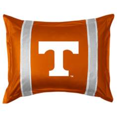 NCAA Tennessee Volunteers Sidelines Pillow Sham
