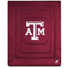 NCAA Texas A&M Aggies Locker Room Comforter
