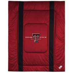 NCAA Texas Tech Red Raiders Sidelines Comforter