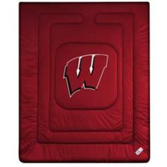 NCAA Wisconsin Badgers Locker Room Comforter