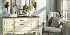 Save up to 70% on upscale home furnishings, lighting and decor.