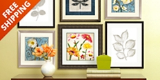 Save up to 65% on traditional and contemporary wall in our home decor sale.