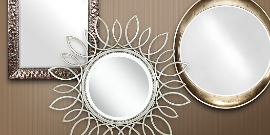Save up to 66% off on mirrors from 55 Downing Street.