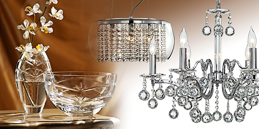 Crystal Elegance - Designer Décor | Home Furnishings Sale at ...
