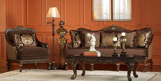 Traditional Refinement - Ended January 27, 2014 - Designer Décor ...