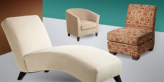 Save up to 62% off contemporary furnishings for any style.