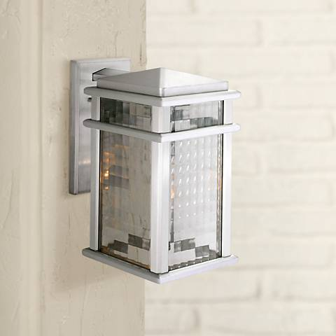"Feiss Monterey 12 1/2"" High Outdoor Wall Light"