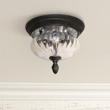"Newport 11 5/8"" Wide Indoor - Outdoor Ceiling Light Fixture"
