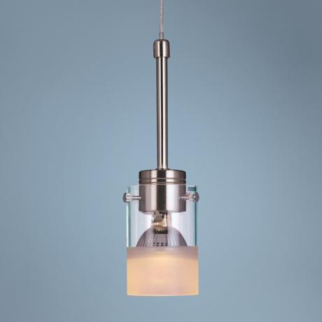 George Kovacs Pierce Collection High-Tech Pendant Chandelier