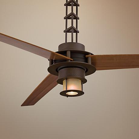 "56""  Minka Aire San Francisco™ Bronze Ceiling Fan"