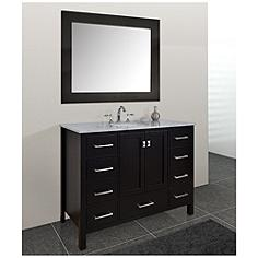 Bathroom Vanity Quick Ship bathroom vanities | lamps plus