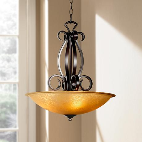 San Dimas Collection Four Light Pendant Chandelier