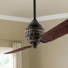"60"" Hunter 1886 Limited Edition Ceiling Fan"