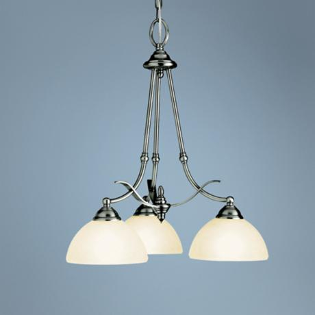 "Kichler Lombard Collection 3-Light 23 1/2"" Wide Chandelier"