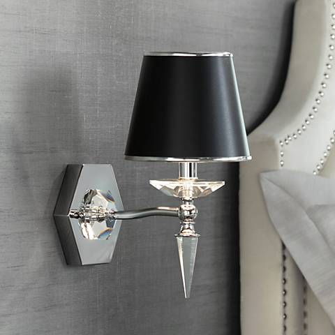 Vienna Full Spectrum Manhattan Wall Light Sconce
