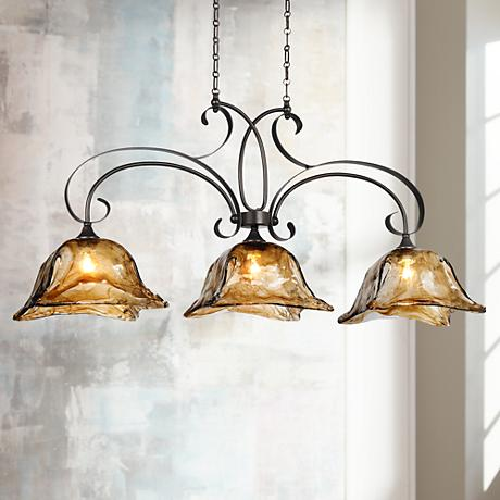 Uttermost Vetraio Collection Island Chandelier