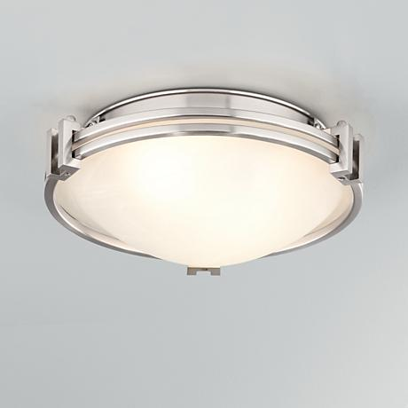 Possini Euro Design 12 3 4 Wide Ceiling Light Fixture