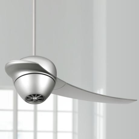 "60"" Fanimation Enigma Metro Gray Ceiling Fan"