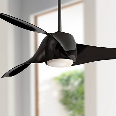 54 Quot Minka Aire Walnut Sundowner Energy Star Ceiling Fan
